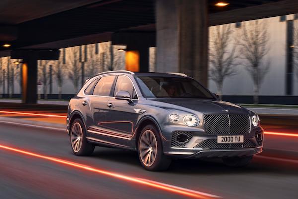 福斯集團豪華品牌大搬風?傳 Bentley 將成 Audi 旗下子品牌