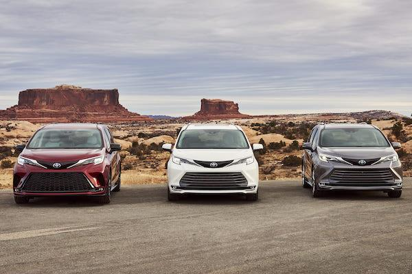 Toyota Sienna 大改款 11 月開賣!外媒發現售價變更貴了