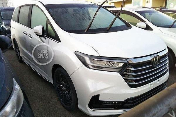 發表前意外被捕獲,新 Honda Odyssey 實車現形!