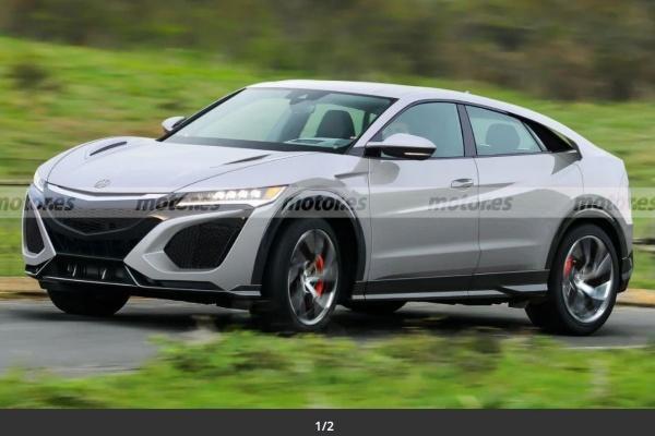 Honda 全新跑旅開發中,外媒搶先釋出可能樣貌!