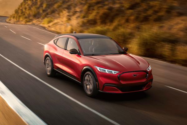 60 萬元電動車不是夢?福特新任執行長已承諾會推出
