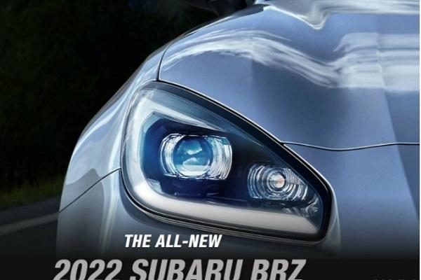 比 Toyota 快一步,新一代 Subaru BRZ 發表時間出爐!