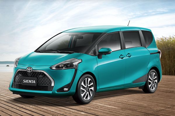 Toyota Sienta 新年式傳異動調整,數款車型未來停售!