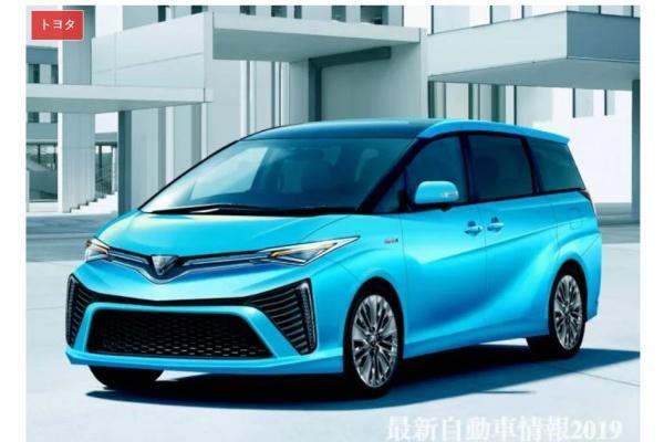 日媒爆料新一代 Previa 問世日期,將採 Toyota 最新動力系統!