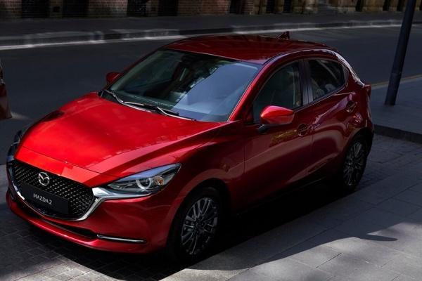 大改款 Mazda 2 有望明年問世,預計首搭增程轉子引擎!