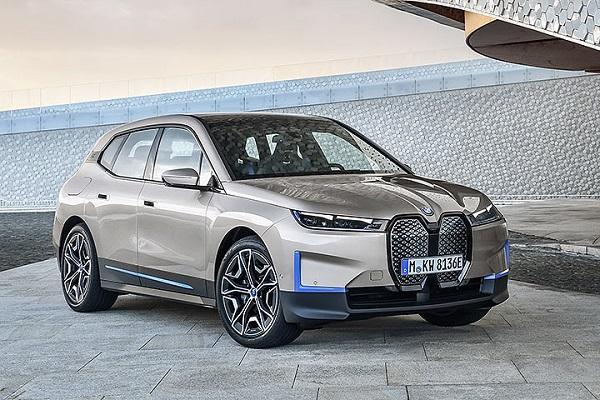 品牌科技先鋒領路人,BMW iX 全新休旅正式發表!〈有影片〉