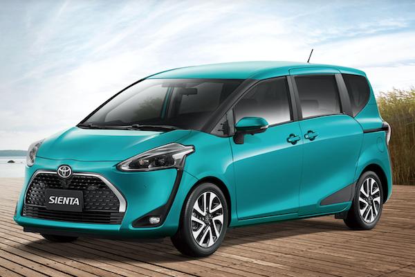 不只是產品編成調整,Toyota Sienta 跨界車型有望上市!