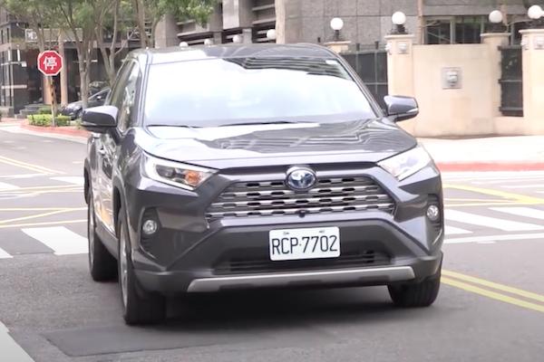 台灣進口車前 10 個月市佔率上看新高!國產車開始反擊搶失地