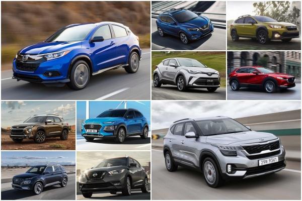 汽車估值機構:10 款最推薦小型跨界 SUV!優缺點一次看透透