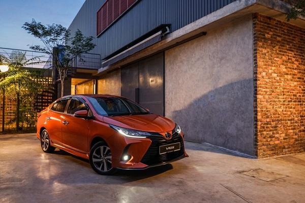 為台灣動向埋下改款伏筆,海外新 Toyota Vios 發表亮相!