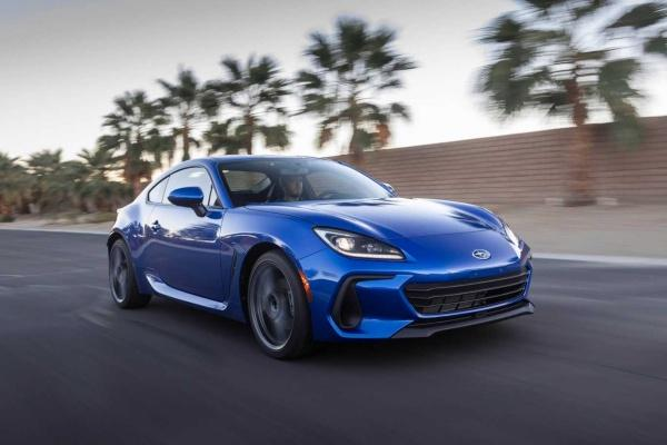 Subaru 新一代 BRZ 跑車發表,內外全部煥然一新!(內有相片集)