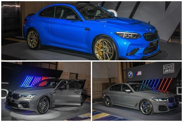 熱血迷肯定興奮,台灣 BMW 性能軍新車齊亮相!