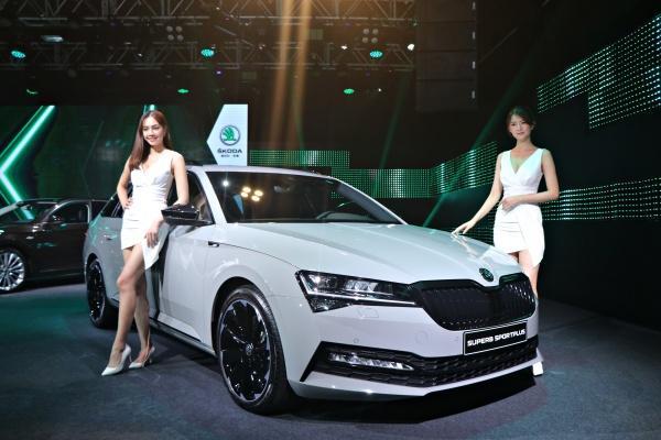 Skoda 旗艦 Superb 正式發表,3 動力 6 車型超高 CP 值上市!