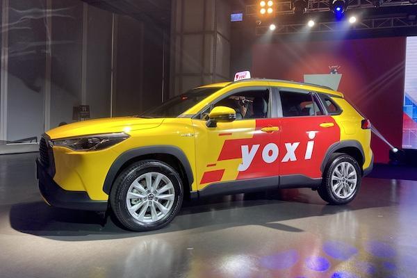Toyota 進軍台灣計程車市場!車輛全都是 5 年內新車
