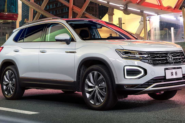 外媒取得內部情報,Volkswagen Tiguan 7 人座休旅恐遭「它」取代!