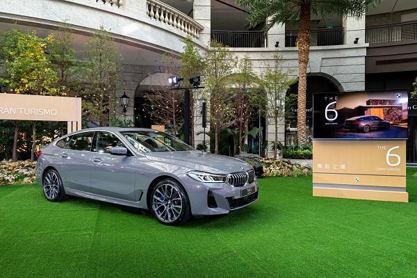 搭上輕油電回歸台灣,小改款 BMW 6 Series Gran Turismo 登台亮相!