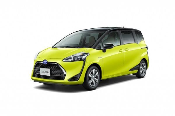 台灣 Toyota Sienta 即將大更新:2 項科技呼聲高!