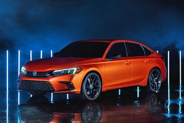 新一代 Honda Civic 明年陸續登場,Type R 馬力上看 400 匹!