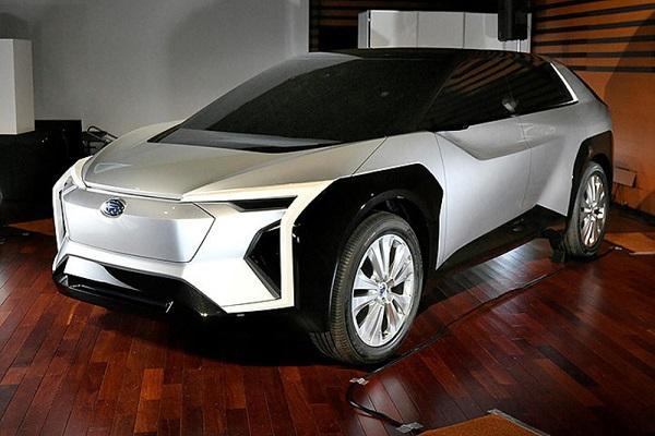 用 Toyota TNGA 打造,Subaru 全新休旅即將量產!