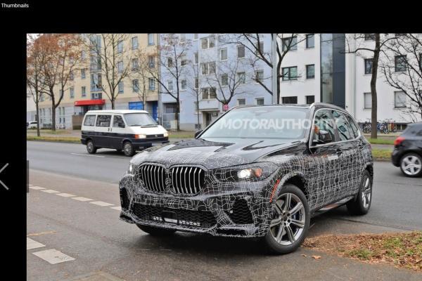 BMW 主力休旅 X5 將改款,油耗表現預期更進步!
