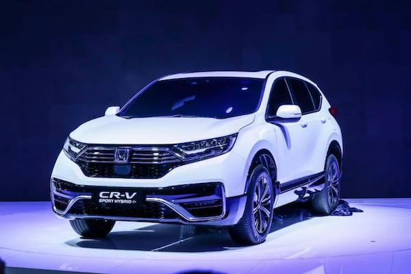 不吃油可行駛 80 公里!Honda CR-V 插電式油電車傳明年 1 月上市