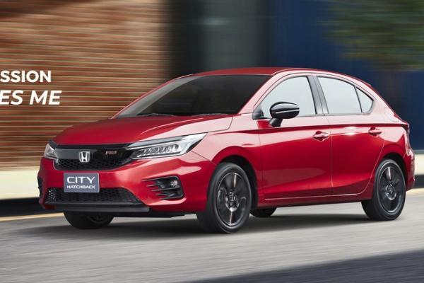 泰國 Honda 以 City 掀背車取代 Fit 銷售,台灣跟進機率高!