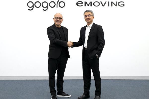 Gogoro 電動機車聯盟有新成員!中華 eMOVING 正式加入換電行列