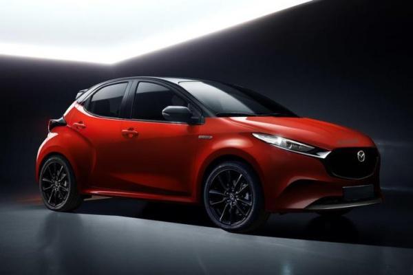 以新一代 Yaris 為基礎貼牌打造,大改款 Mazda 2 資訊曝光!