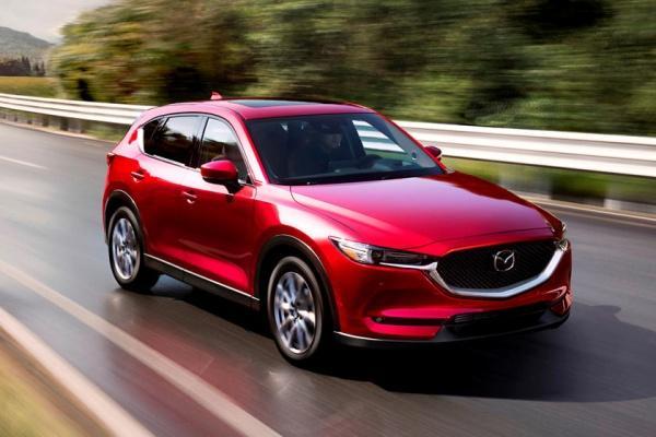 Mazda 新一代 CX-5 問世時間曝光,將轉為高級豪華 SUV!