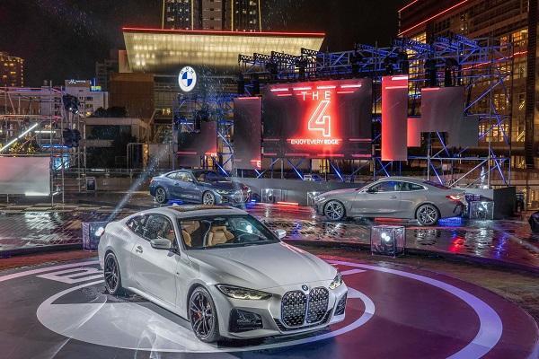 一眼難忘的全新造型,新一代 BMW 4 Series Coupe 正式登台!