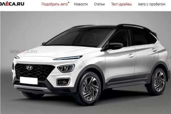 猶如小一號 Kona,Hyundai 全新入門跨界可能樣貌曝光!