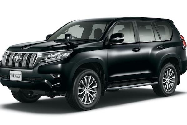 Toyota 旗艦越野休旅改款消息曝光,將有 5 人與 7 人兩車型可選!