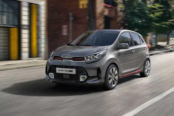 火速導入台灣,Kia Picanto 小改款本月發表上市!