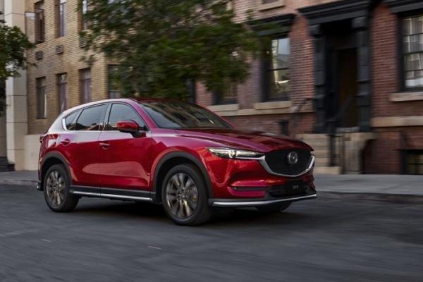 Mazda 主力休旅日規 CX-5、CX-8 改款,導入 10.25 吋觸控螢幕!