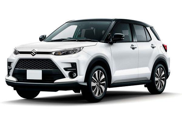 傳言將成真,Toyota、Suzuki 合作全新小休旅資訊被掌握!