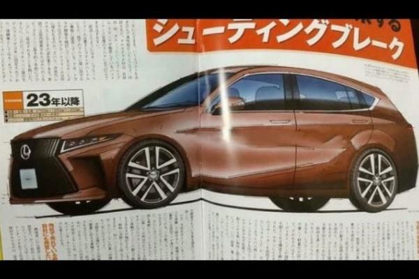 日媒掌握下一代 Lexus IS 資訊,將捨棄現行房車身分!