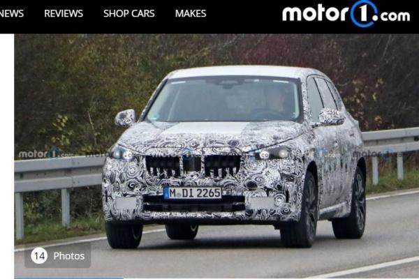 BMW 終於透露新一代 X1 問世時間,將搭載 PHEV 動力系統!