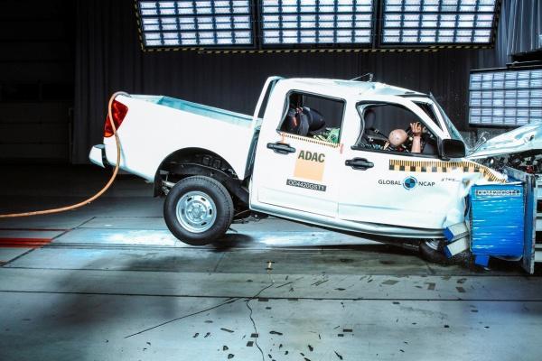 中國車廠不把人命當一回事?Global NCAP 踢爆這款車 0 安全性