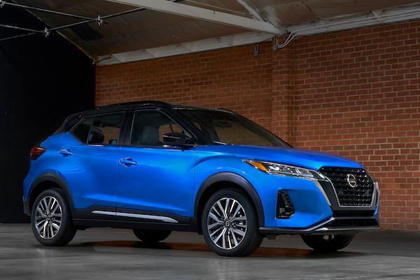 唯獨動力沒換成 e-Power!Nissan Kicks 小改款換全新車頭亮相