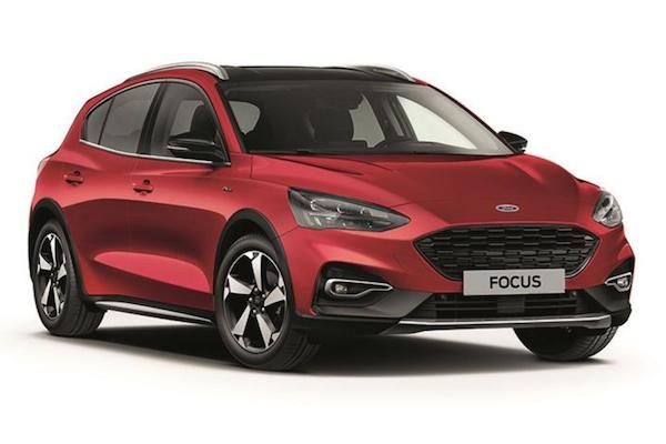 能源局 11 月新車油耗資料:Ford Focus Active 國產跨界車確定來台!