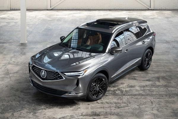 新引擎+大改款,Honda 家族發表 MDX 新一代 7 人座休旅!