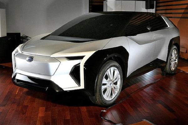 以 Toyota 平台打造的 Subaru 電動車!速霸陸原廠公布上市時間