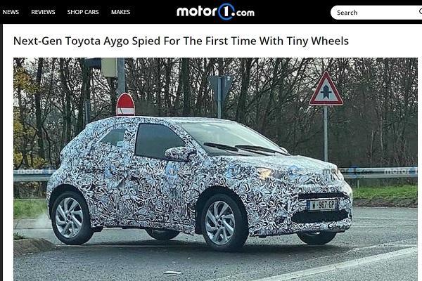 將有油電新引擎,Toyota 新一代省油小車首度被捕獲!