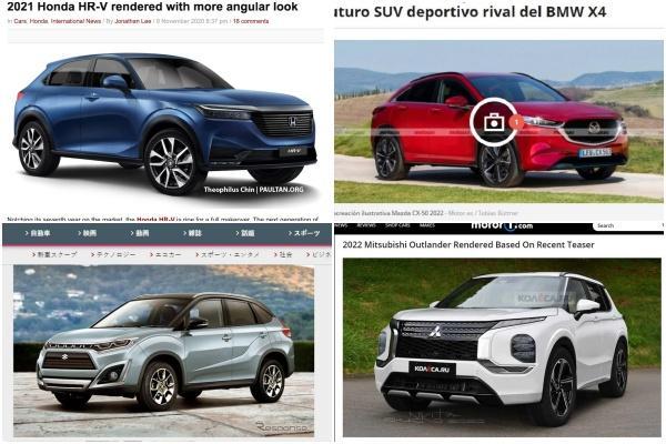 日媒盤點即將登場日系品牌新 SUV!幾乎都和台灣市場有關
