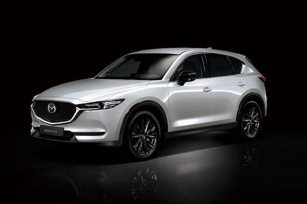 Mazda CX-5 推黑艷版車型,新年式車型多達 7 款可選!