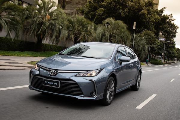 一公升可跑近 20 公里!Toyota Corolla 最新動力明年 1 月發表
