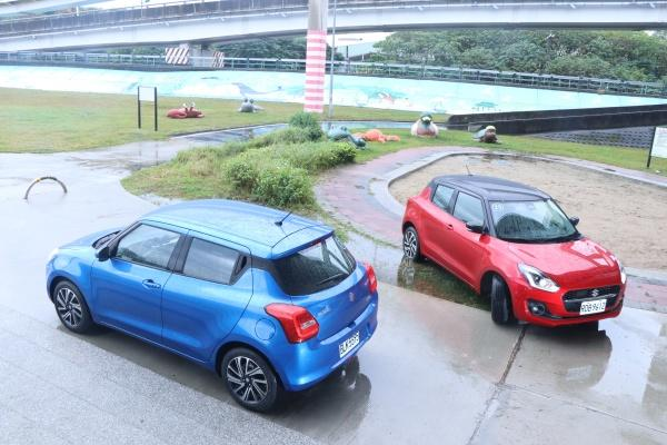 少了一些熱血,更適合都會代步!Suzuki 小改款 Swift 油電試駕