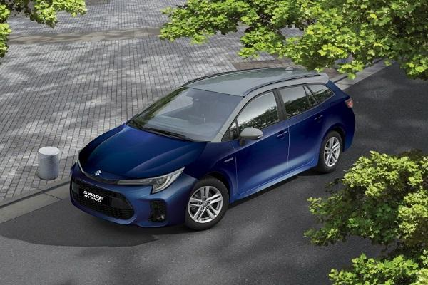 Corolla 家族的攣生兄弟,Suzuki Swace Web Edition 亮相!