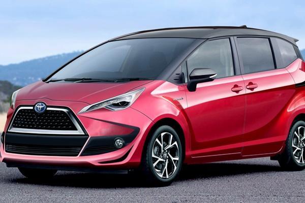 全新油電+底盤,大改款 Toyota Sienta 基本規格曝光!