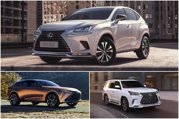 Lexus 新一代主力、旗艦 SUV 集結,日媒透露今年陸續發表!